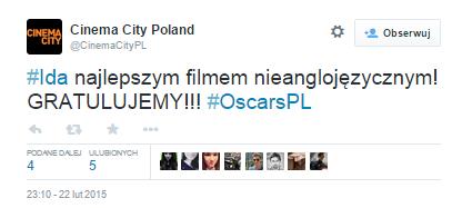 cinema city - Ida