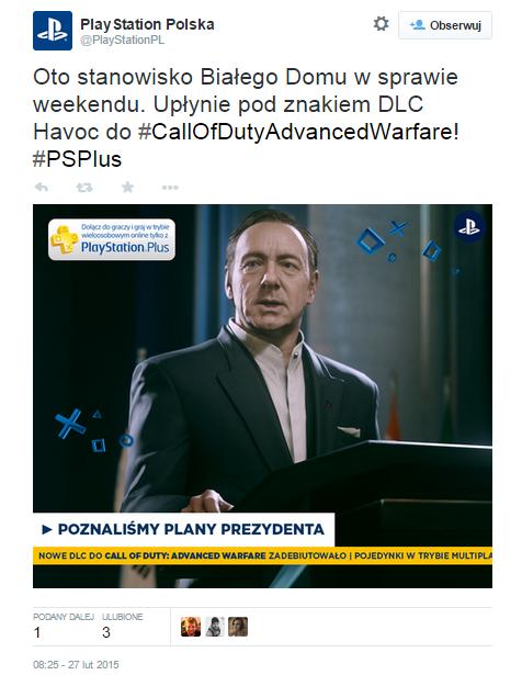 playstation =HOC